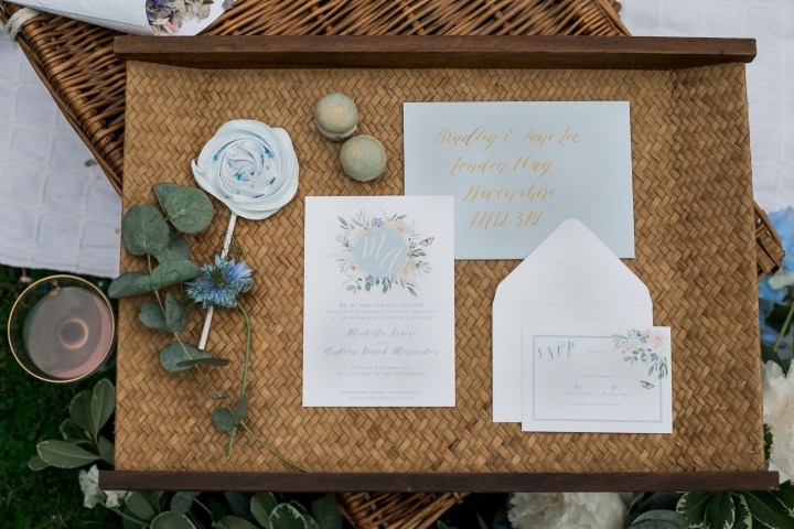 We Love: Wonderland Invites | British wedding blog - Bride and Tonic