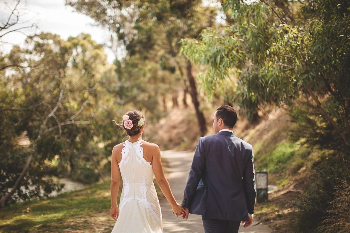 Melbourne Wedding | Abbotsford Convent