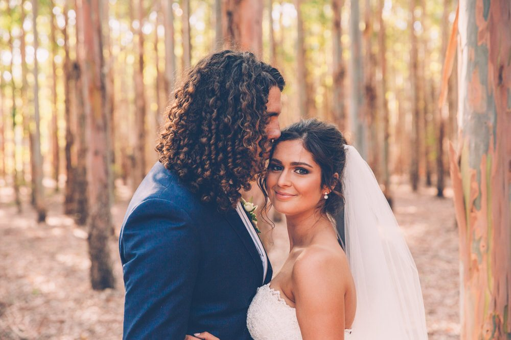 Daniel and Hannah get married