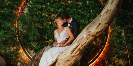 A Yarra Valley Wedding Among Majestic Mountains
