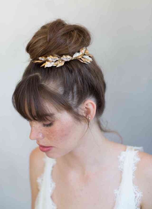 these enchanting hair accessories are perfect for a rustic