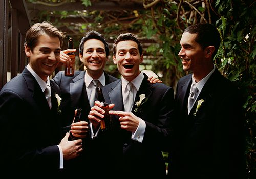 The Best Guide to Being the Best Man: Duties to Expect Leading Up ...