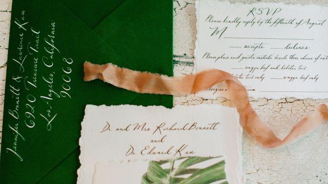 Wedding Invitation Etiquette Mistakes