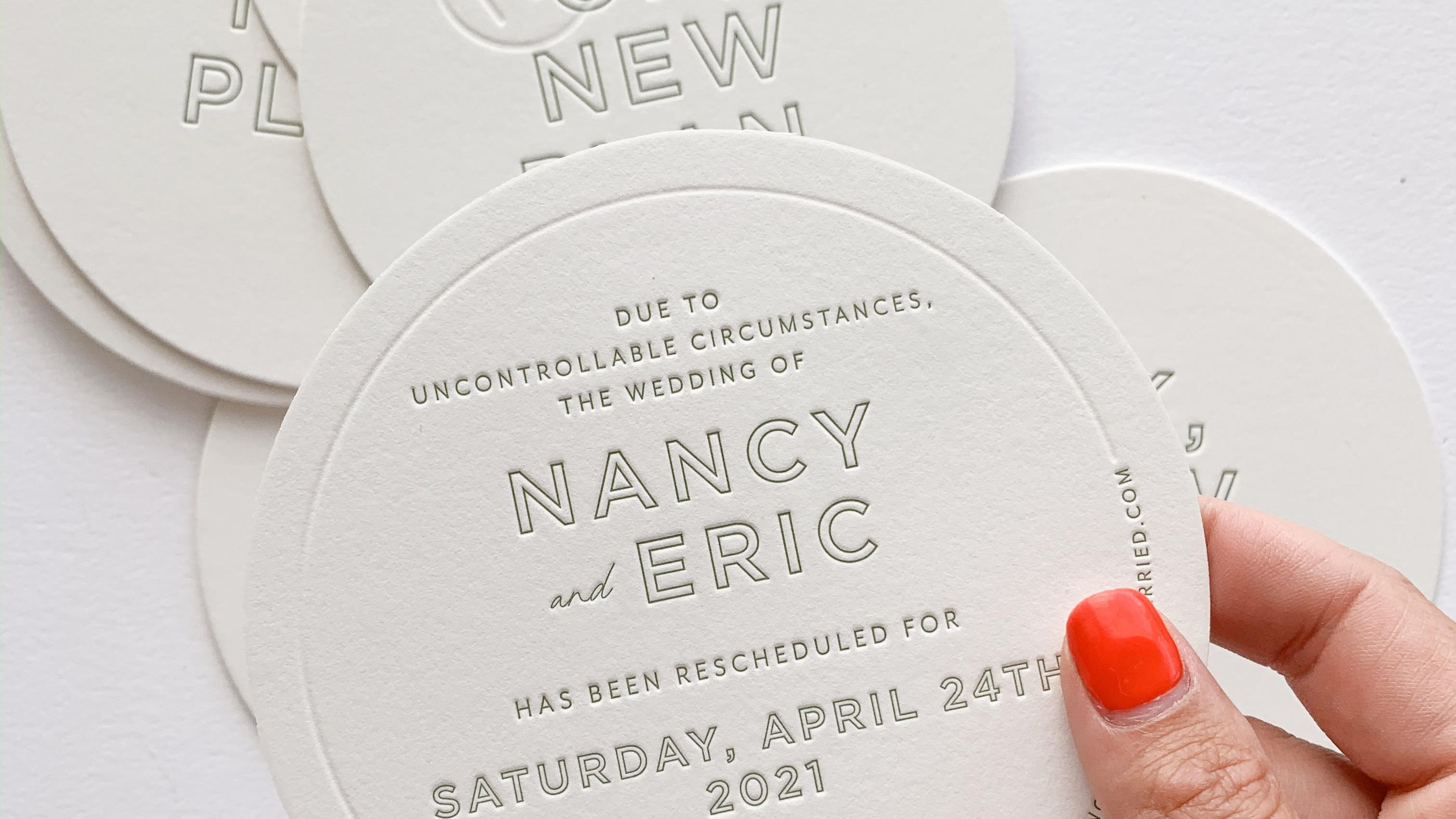 a guide to wedding messaging during