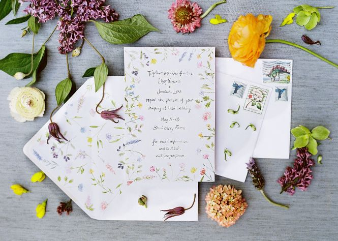 27 Unique Wedding Invitation Ideas