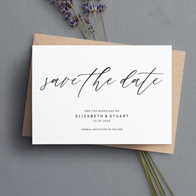 save the date wording etiquette and