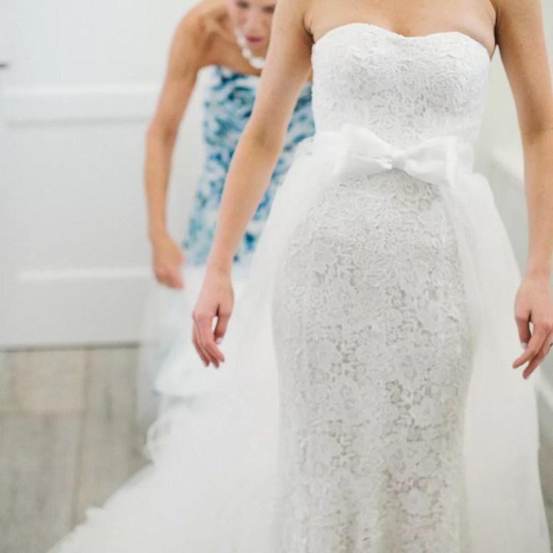 <p>bride in dress</p><br><br>
