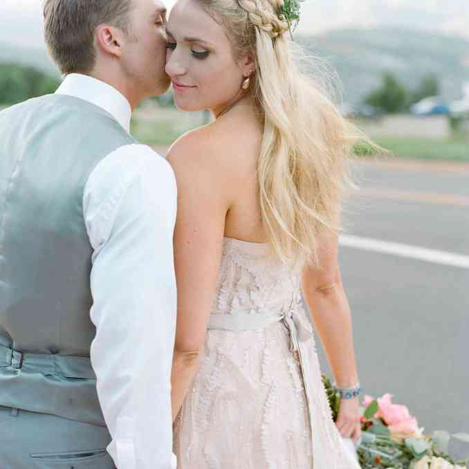 the 60 prettiest bridal hairstyles from real weddings