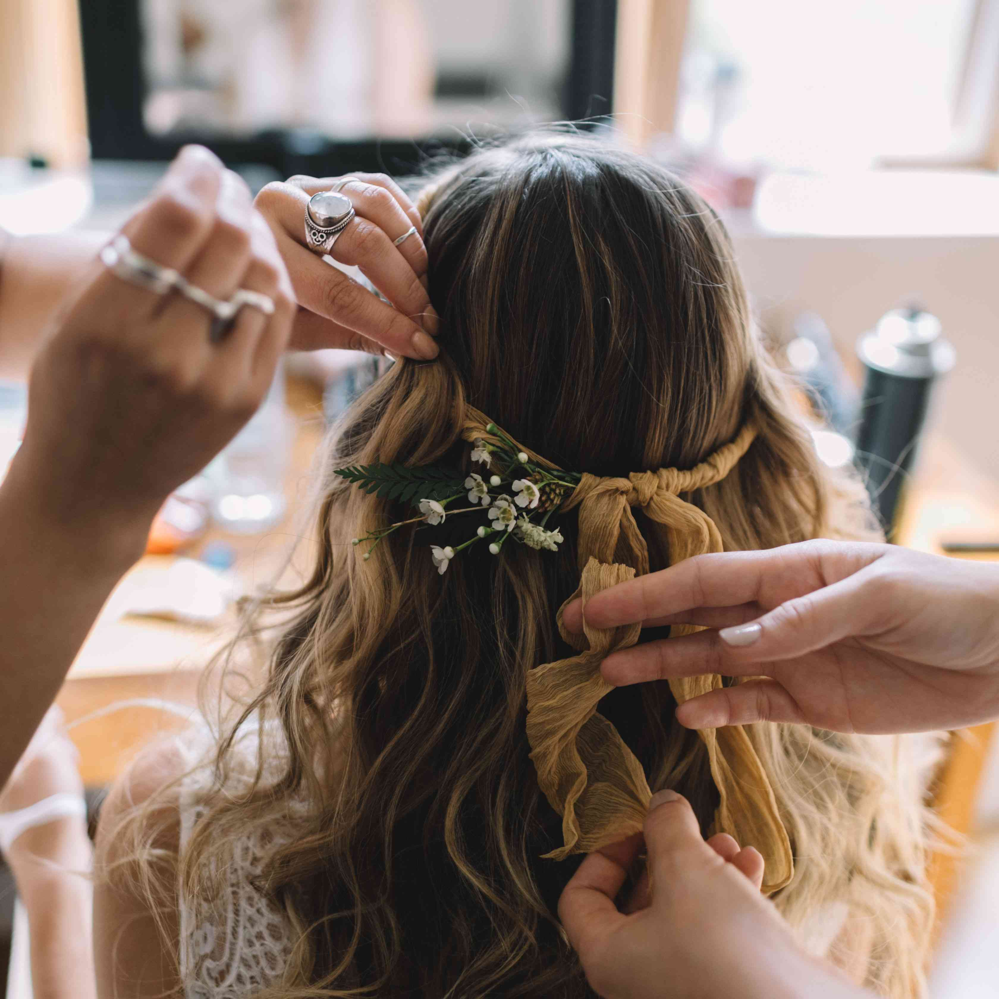 67 Romantic Wedding Hairstyles