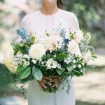 21 Blue Wedding Flowers For Your Something Blue