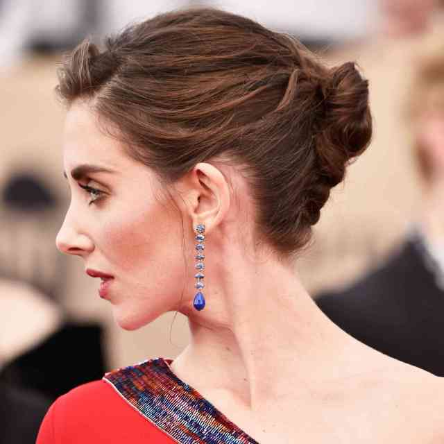 12 celebrity hairstyles to inspire your wedding-day updo