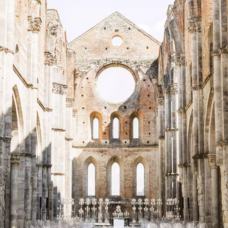 Italian cathedral venue