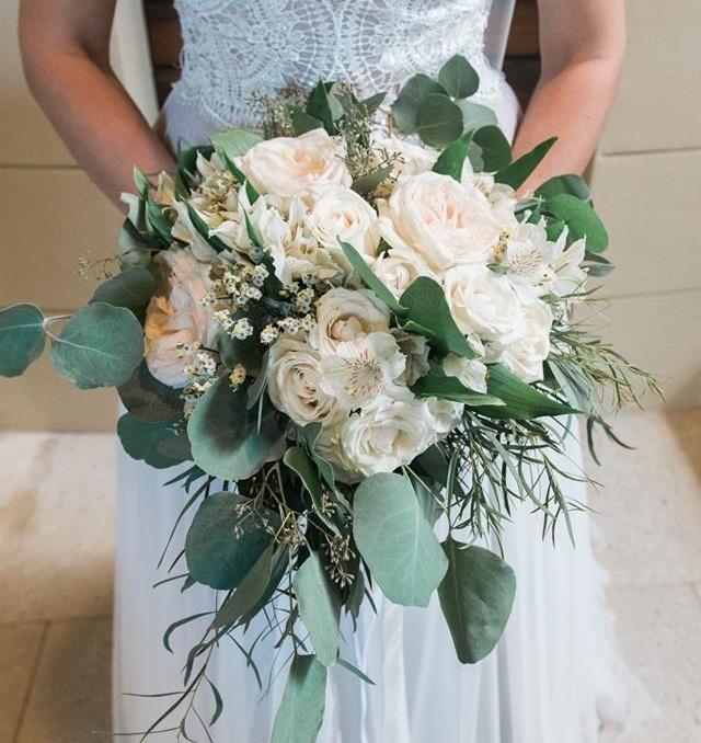 Brown Wedding Flowers: Brides N Blooms, Designs