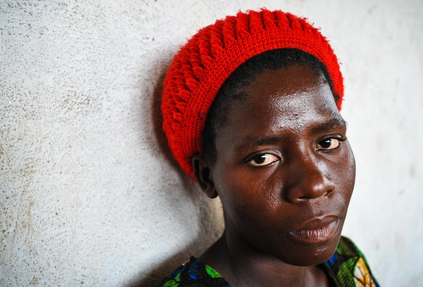Maliya Mapira is 16 years old. She married husband Maliki Hestone when she was 15 and the couple live in Swarare village, Ngokwe, Malawi, with their six month old son Bashiru Akim. When a teacher got her pregnant, her parents were unable to support her so she chose to marry instead.