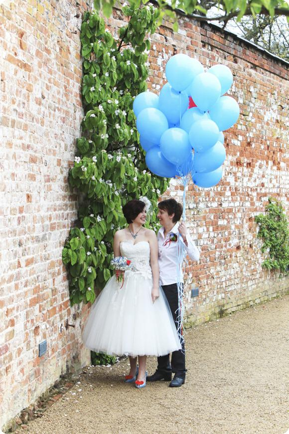 Civil partnership styled shoot by Adam Capper Photography