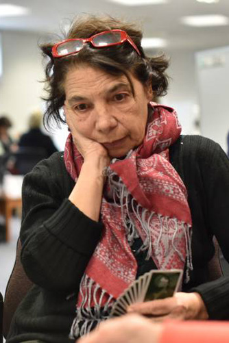 Stages Bridge avec Dominique Jeannin Naltet