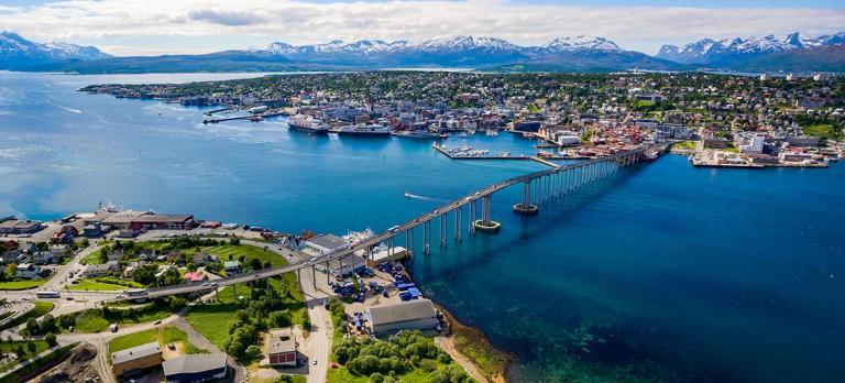 Croisière Bridge Fjord et Cap Nord