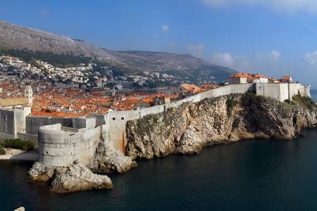 Croisière Bridge d'Athènes à Dubrovnik