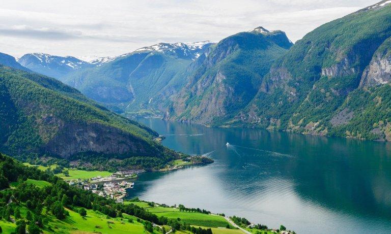 croisière bridge - fjord et cap nord