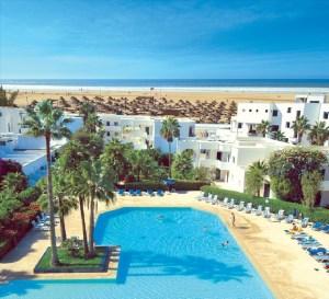 Piscine Tafoukt Agadir