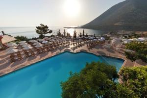 voyage bridge en Crète