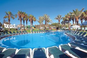 Piscine des Jardins d'Agadir
