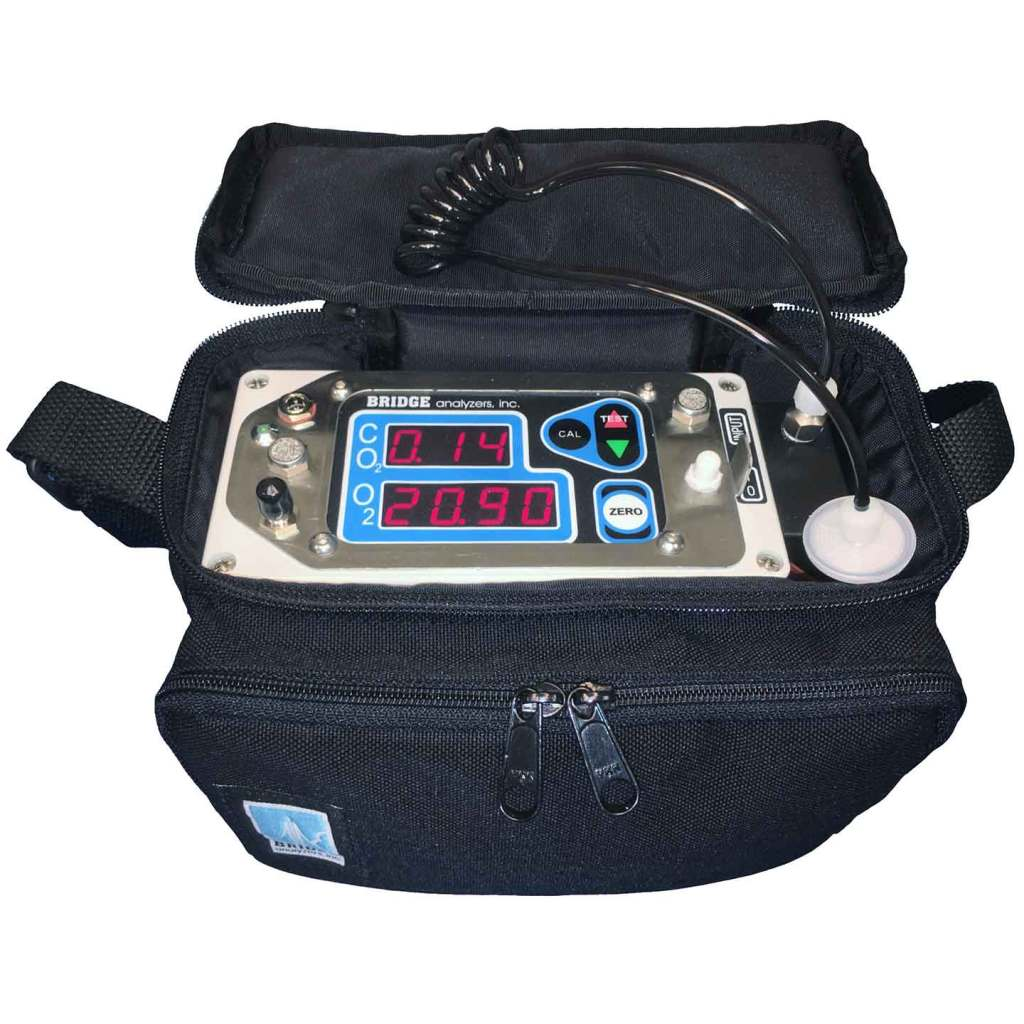 CO2/O2 Analyzer - Model 9001