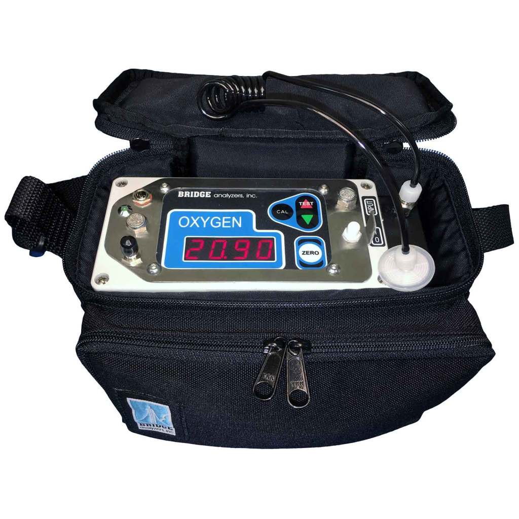 Oxygen Analyzer - Model 9000