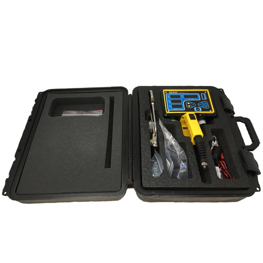 Portable 5 Gas Analyzer