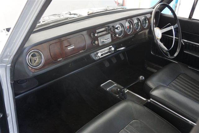1967 Ford Corsair Bridge Classic Cars Bridge Classic Cars