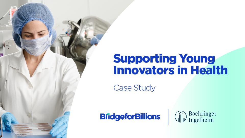How to transform the health sector through entrepreneurship?