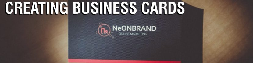 Business Card Ordering Solutions