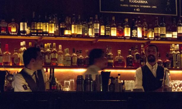 Secret bar in Buenos Aires, 878