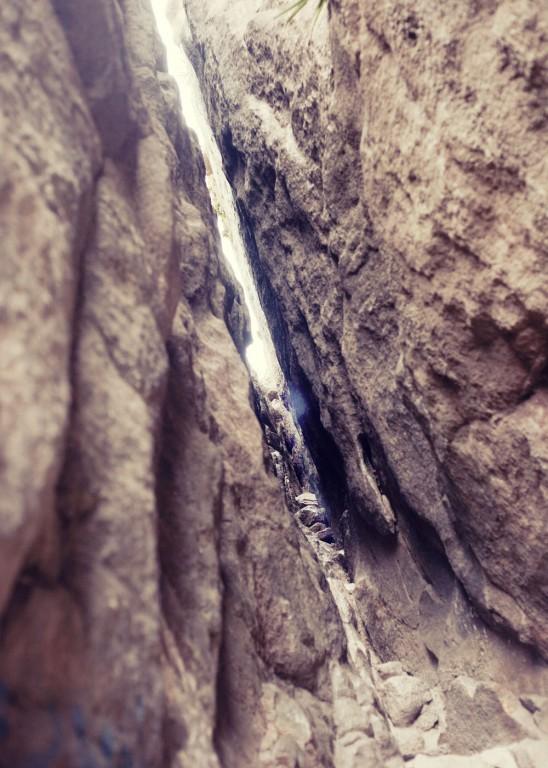 Paseo del Indio, Capilla del Monte