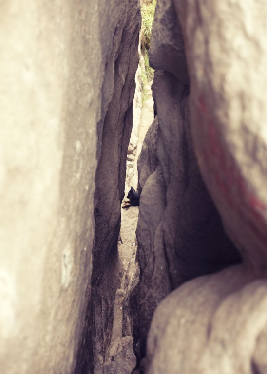 Facing fears: facing claustrophobia