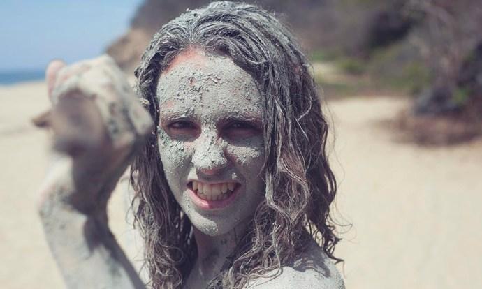 Tribal mud San pancho