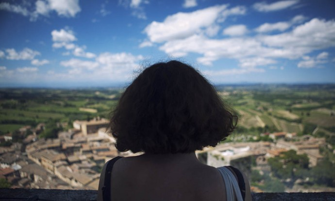 Victoria in Tuscany