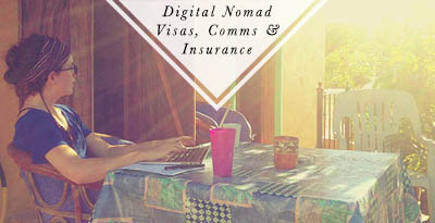 digital nomad communications