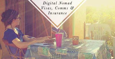 digital nomad communications