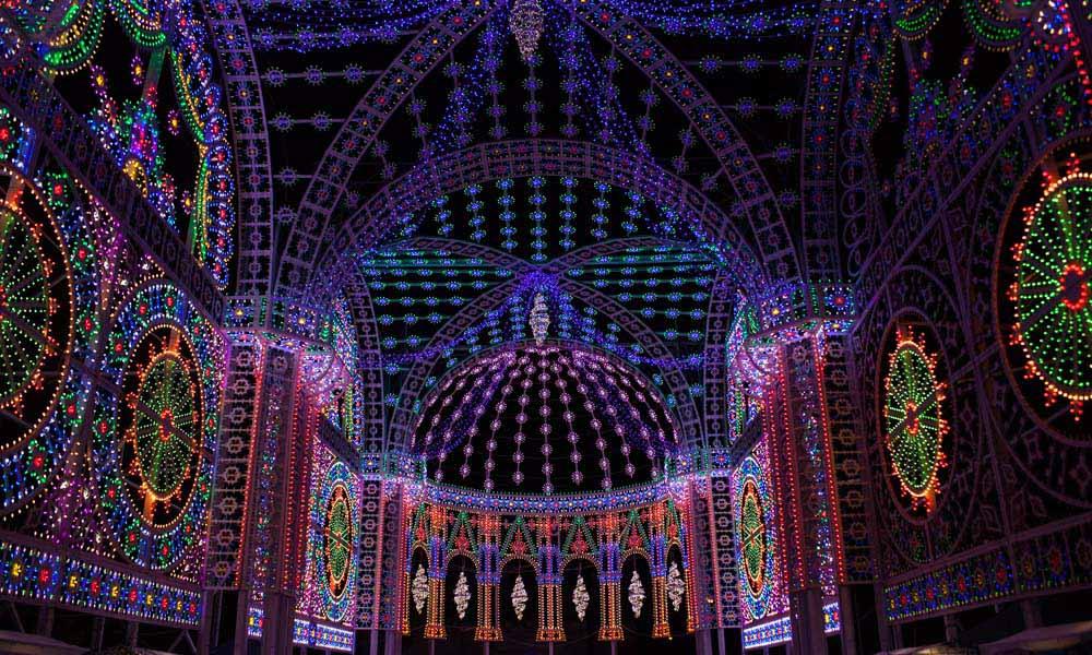 Notte delle Luci light festival