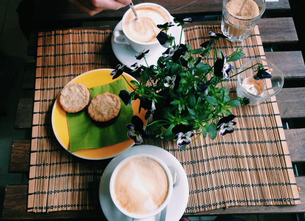 Artisinal coffee Berlin