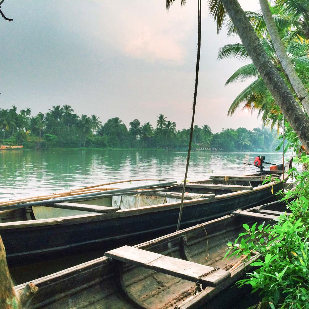 Exploring village life in Alleppey, Kerala
