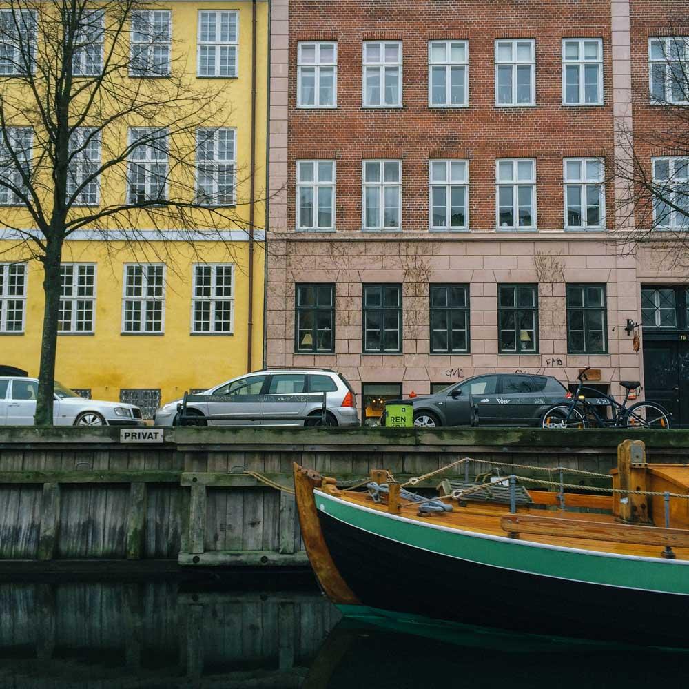 Copenhagen Instagram photos