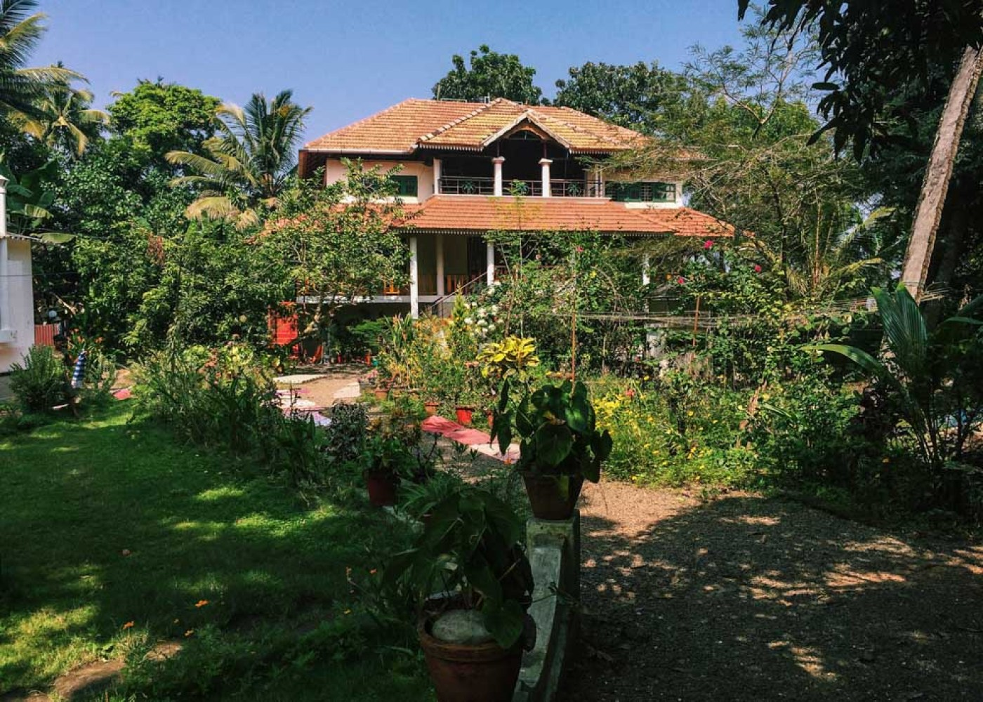 Greenpalms homestay – a special place to stay in Alleppey