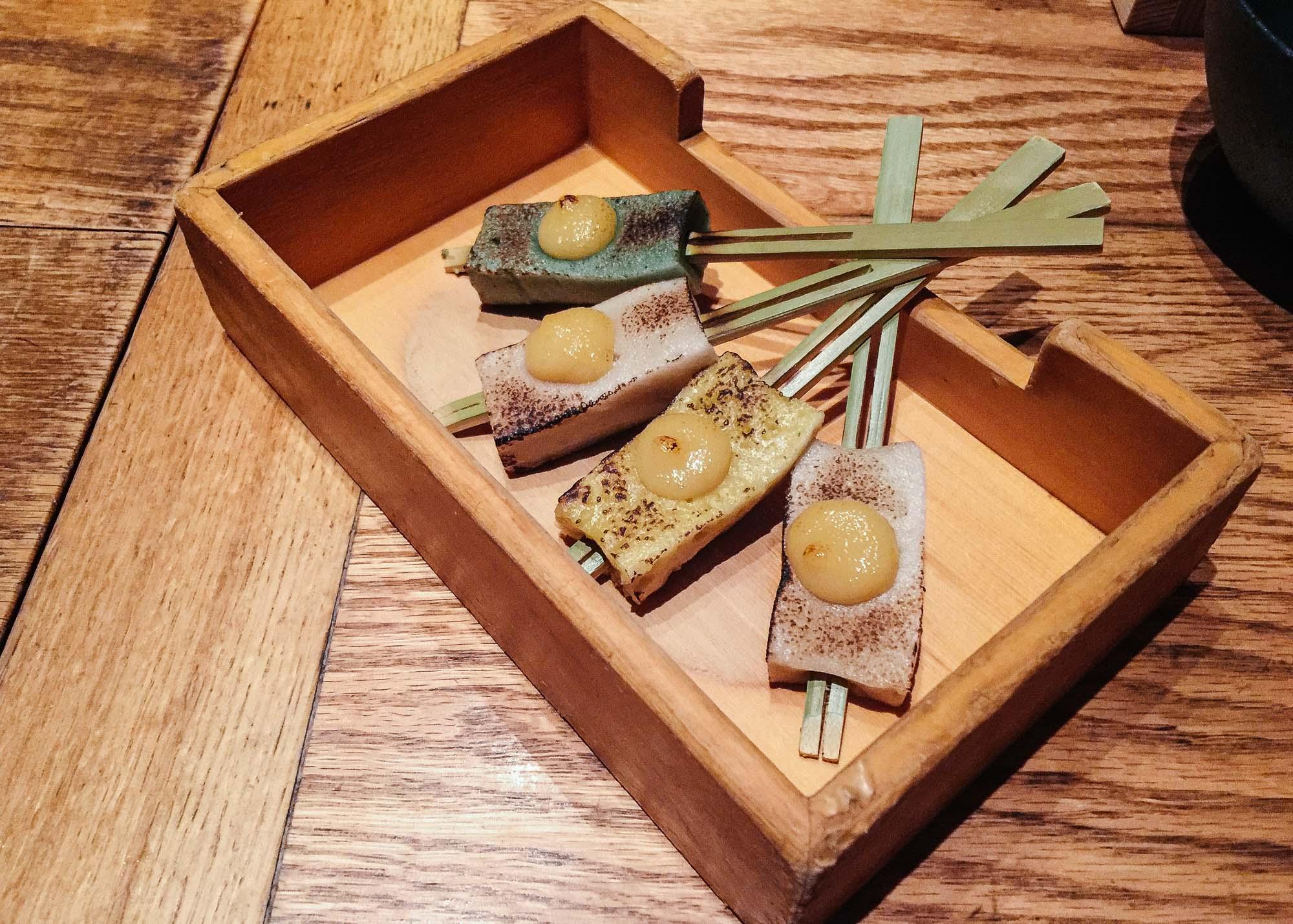 Japan itinerary - Tokyo - food