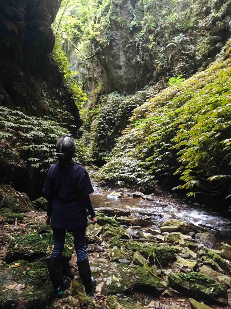 Travel claustrophobia Waitomo