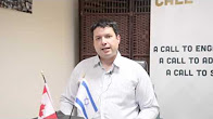 Greetings from Jerusalem ( Knesset Christian Allies Caucus)