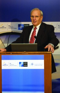 Head of Israel Mission to the European Union, H.E. Amb. Oded Eran