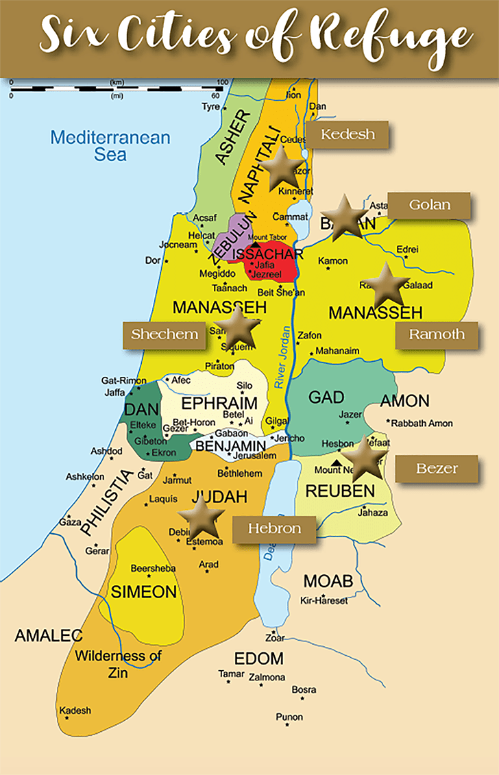 Tribes Of Israel Today Map Twelve Tribes Of Israel Wikipedia - Map of israel today