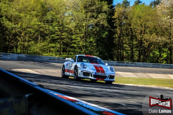 RSR Nurburg Porsche 991 GT3